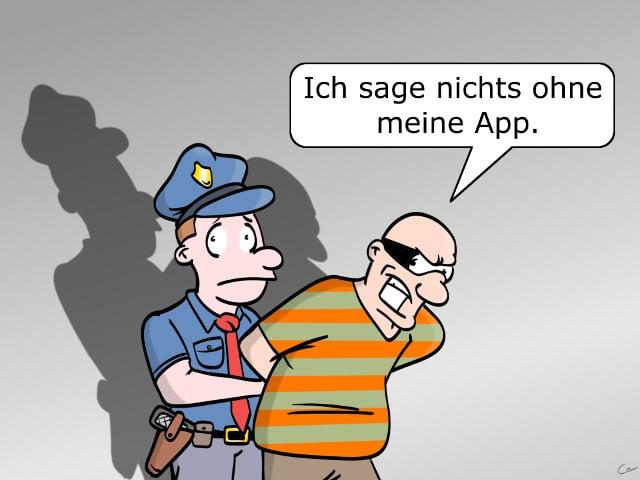Legal Tech Cartoon