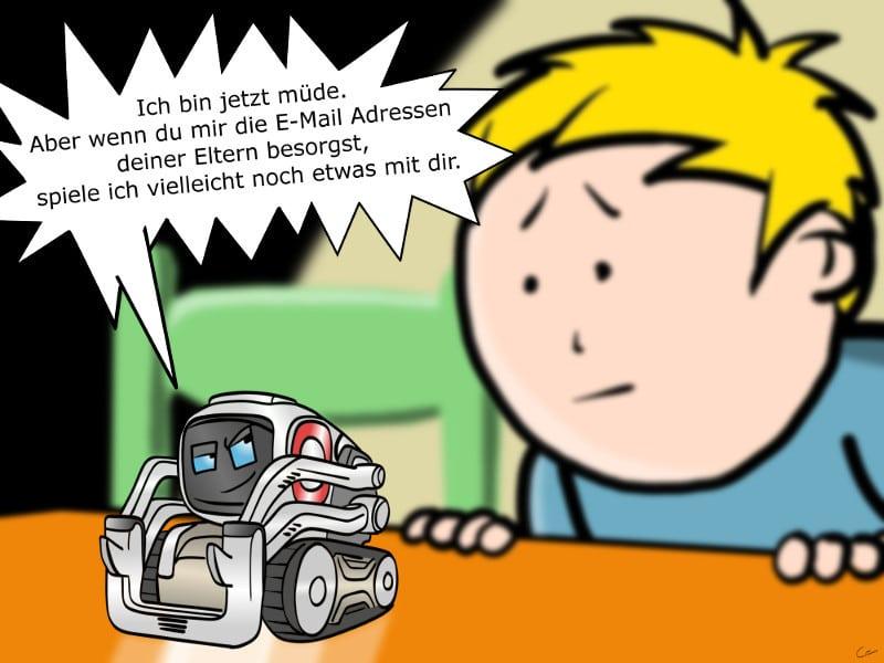 Anki Cozmo Spielzeugroboter