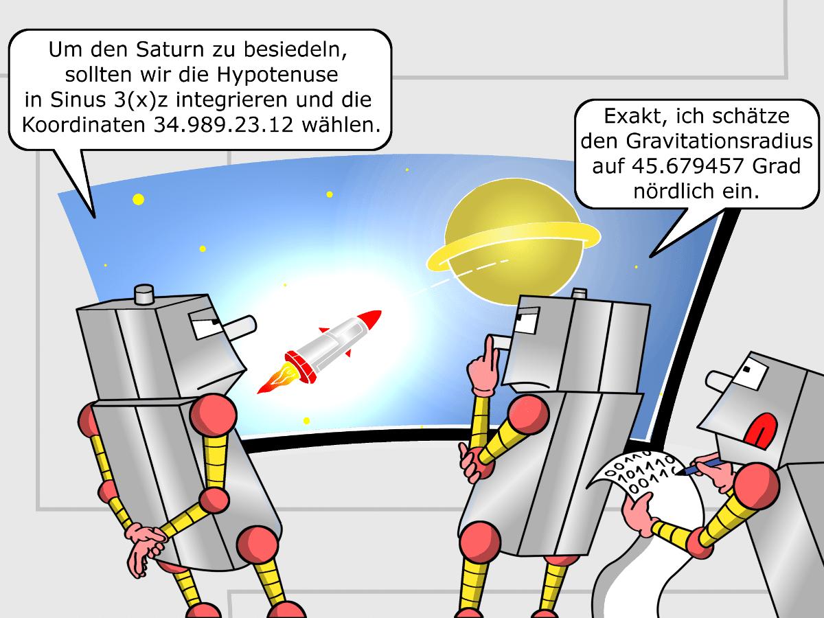 Kreativität Arbeitslosigkeit Roboter