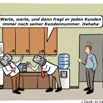 Chatbots Chatbot Dienstleistungsektor Cartoon