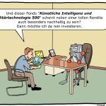 Robo-Advisor-Cartoon