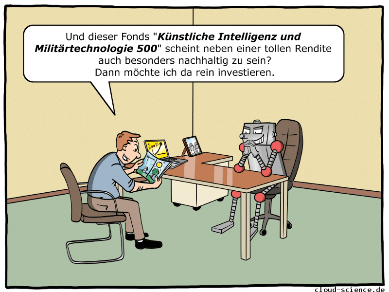 Robo-Advisor-Cartoon