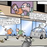 Smart City Cartoon