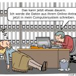 eGovernment Cartoon