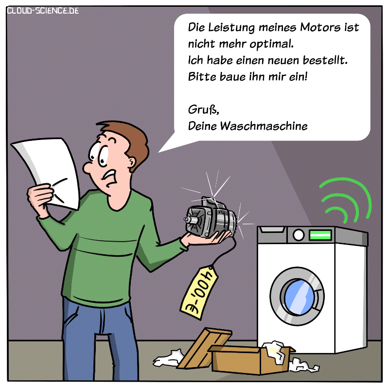 Predictive Maintenance im Smart Home