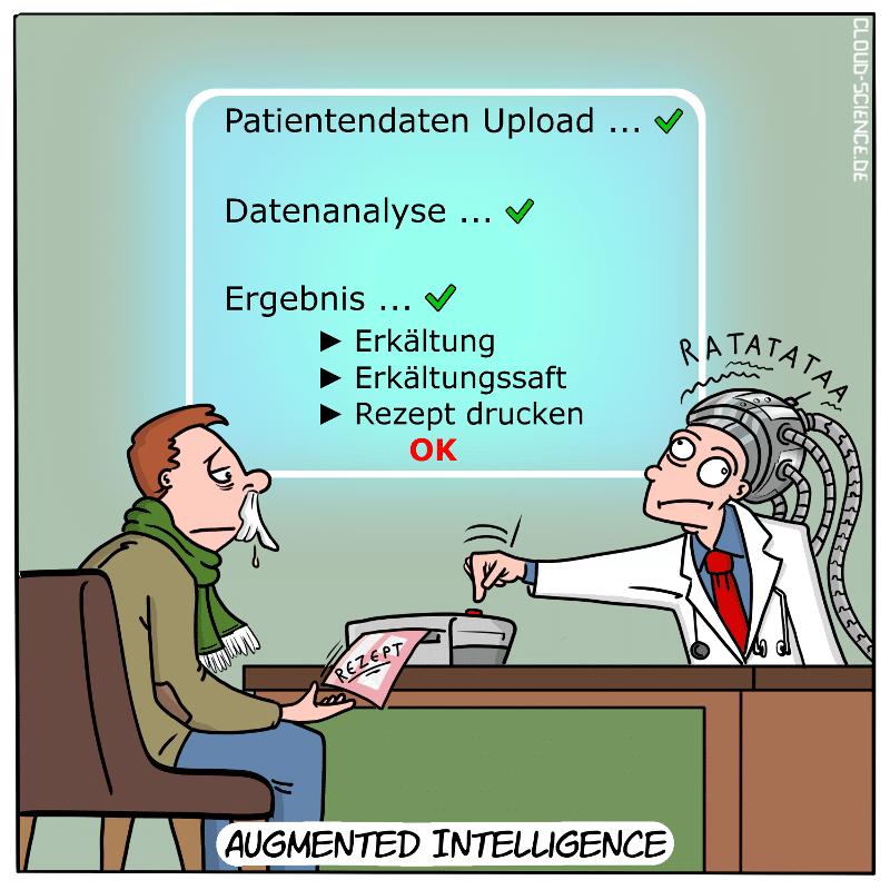 Erweiterbare Intelligenz im Gesundheitswesen