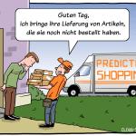 Predictive Shopping Deep Learning KI