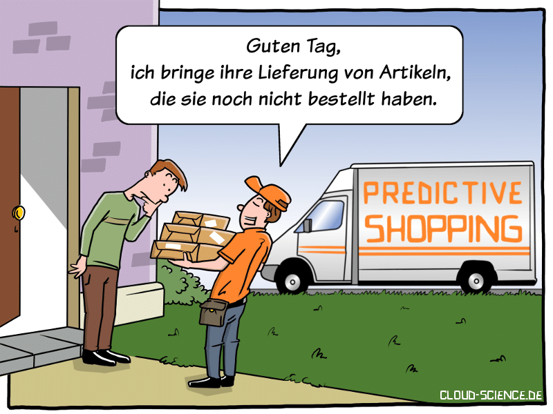 Predictive Shopping Deep Learning KI