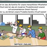 VR-Rundgang Digitaler Zwilling Smart Factory