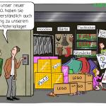 Chief Digital Officer CDO Cartoon