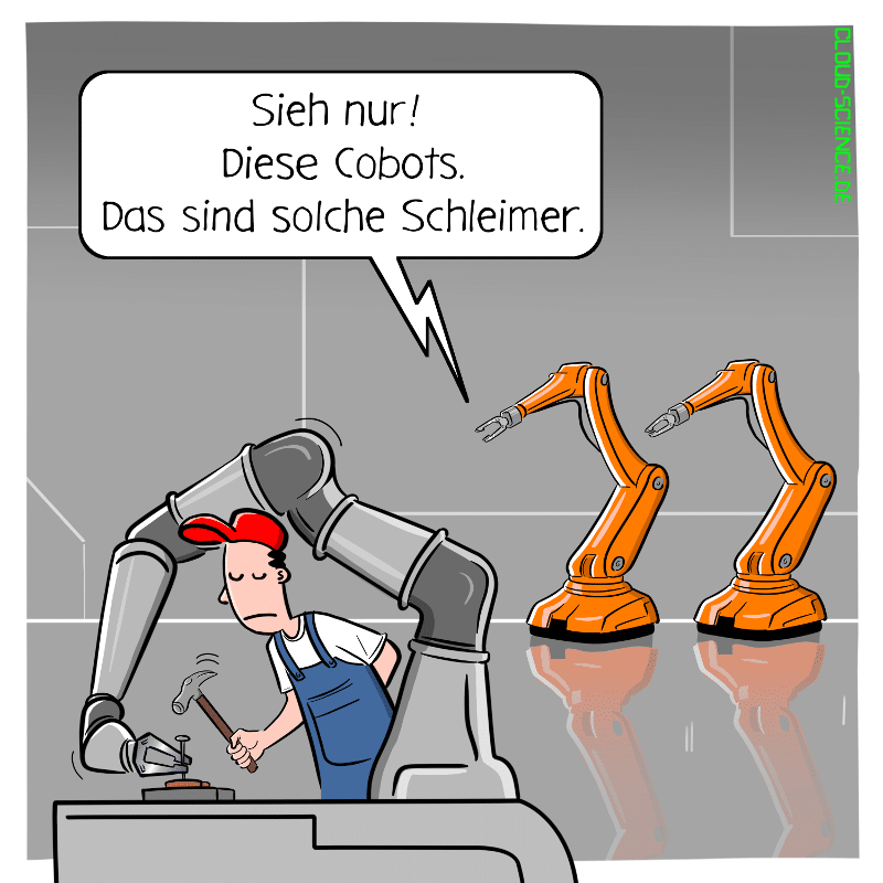 Cobots Roboter