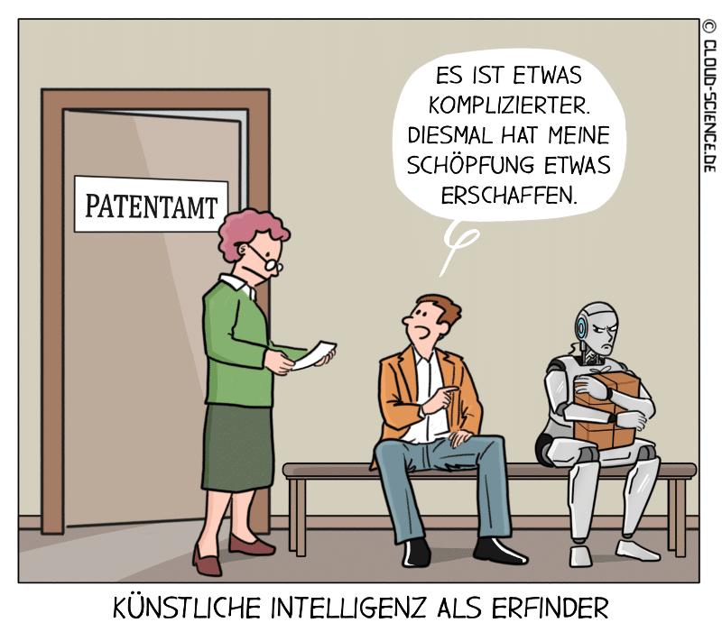KI als Erfinder